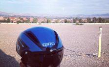 Selfie pit-stop on my midweek ride! #triathlon #training #lasvegas