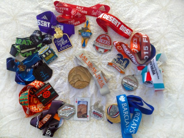 Race Bling. 2015 Edition