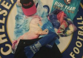 Outfits for 14mi AM & 3.2mi PM races tomorroz! #dirtydouble #bloodsweatandbeers #desertdash #trailrunning #nuunlove #injinji #oiselle #rty2016 [instagram]