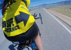 Good Friday ride this morning. #3ftplease #triathlon #training #nuunlife [instagram]