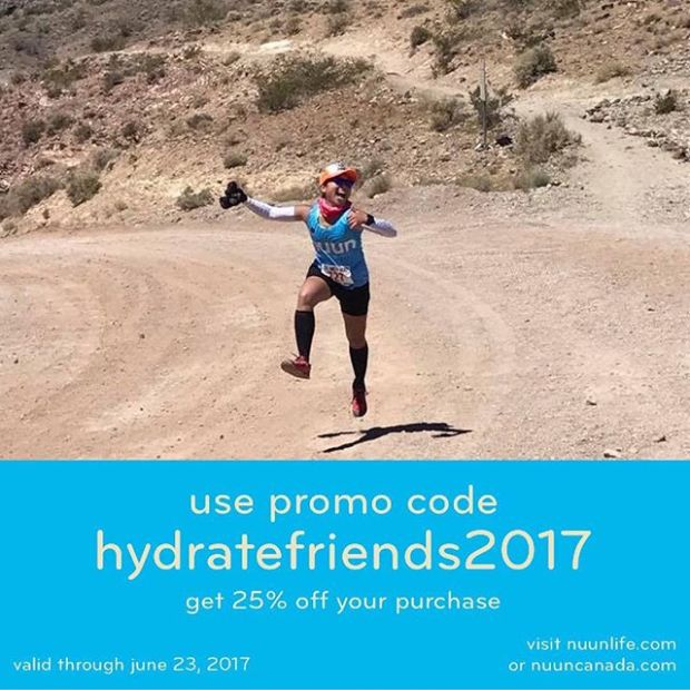 My advice when trail running in the desert: 1) Always stay hydrated. 2) Ride your invisible unicorn when possible. : Ricardo C. Discount courtesy of @nuunhydration #nuunlife #trailrunningvegas #ultramarathoner #trailjunkie