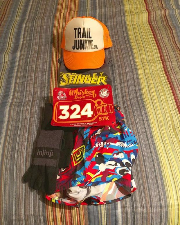 Flat Raciel for tomorroz @aravaiparunning #WhiskeyBasin57k It's going to be an epic time with @wining__runner @yoka815 @egr_bvr on the trails of Prescott #trailjunkie