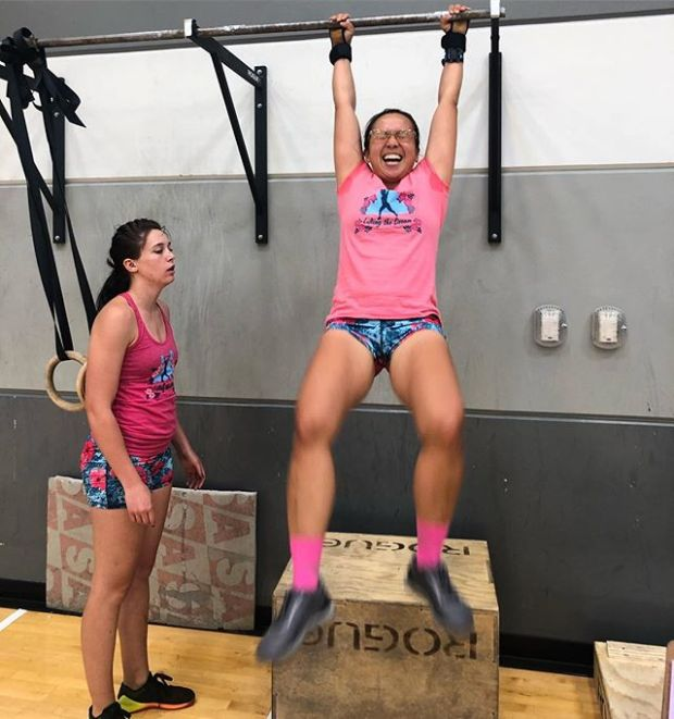 Delirium. #fasttimesatwesttechhigh #wtechcrossfit . . . Additional photos and videos to follow. 🤣