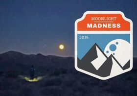 The 'Beatdown is over! Time for the madness… Moonlight Madness, that is! It includes a fun jaunt up Satan's Escalator, at sunset, in September. A fun & fast (second half) race.. . .Link in bio. DM me for a cool discount. 🏽 [instagram]