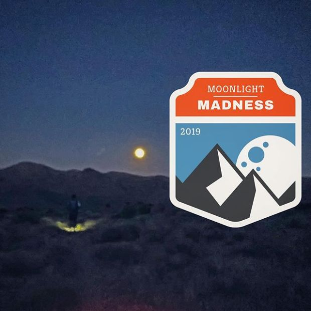 The 'Beatdown is over! Time for the madness... Moonlight Madness, that is! It includes a fun jaunt up Satan's Escalator, at sunset, in September. A fun & fast (second half) race.. . .Link in bio. DM me for a cool discount. 🏽