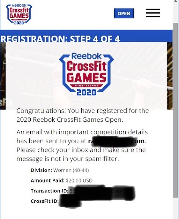 2020. 🤪#CrossFit #crossfitgamesopen #houseofhustleandmuscle @westtechcrossfit