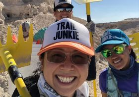 Building trails with friends on an upcoming state park! The best way to spend the morning on National Public Lands Day! Event co-organized by @iceagefossilsstatepark & @protectorsoftulesprings  #nationalpubliclandsday #trailjunkie #trails [instagram]