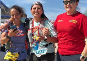 Over the weekend, I crewed my sisypoo @runtricpa at @javelinajundred for her first ever 100 mile race. She's been at JJ before and loved her 100km finish & buckle. This time was no different: she was all smiles, was in good spirits, and had great fun. Unfortunately, she couldn't continue and dropped at mile 95. She's got no regrets though;She said she'll be back next year!  Love my strong and inspiring sisypoo!! More photos to follow 🏽#ultrarunner #ultrarunning #javelinajundred #trailjunkie [instagram]