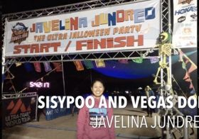 It was a two-day party in the desert…. Oh, yeah, and the 100 mile & 100km race  #javelinajundred #ultrarunning #ultrarunners #altrarunning #trailjunkie #hokaoneone [instagram]