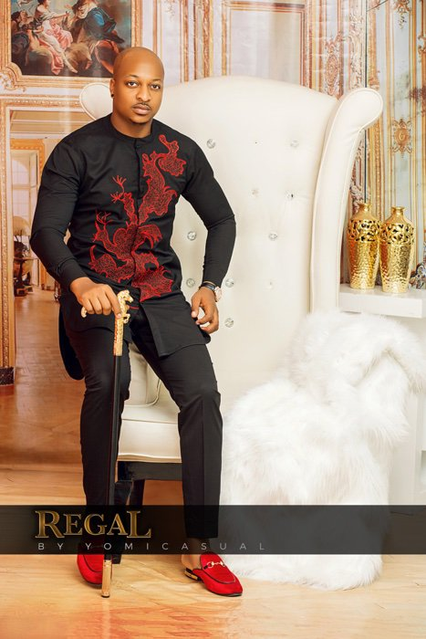 Yomi Casual Regal Collection