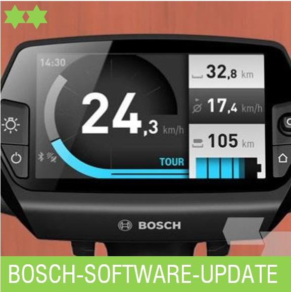 BOSCH Software update WERKSTATT  Radsport Wagner