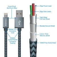 Heavy Duty Lightning Cable (45cm-3m)