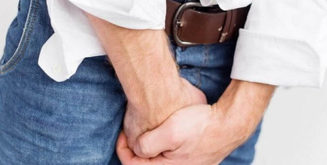 Лечение цистита у мужчин