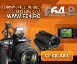 Noutati la F64 studio