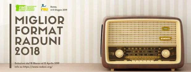 CONTEST 2018: MIGLIOR PROGRAMMA RADIOFONICO