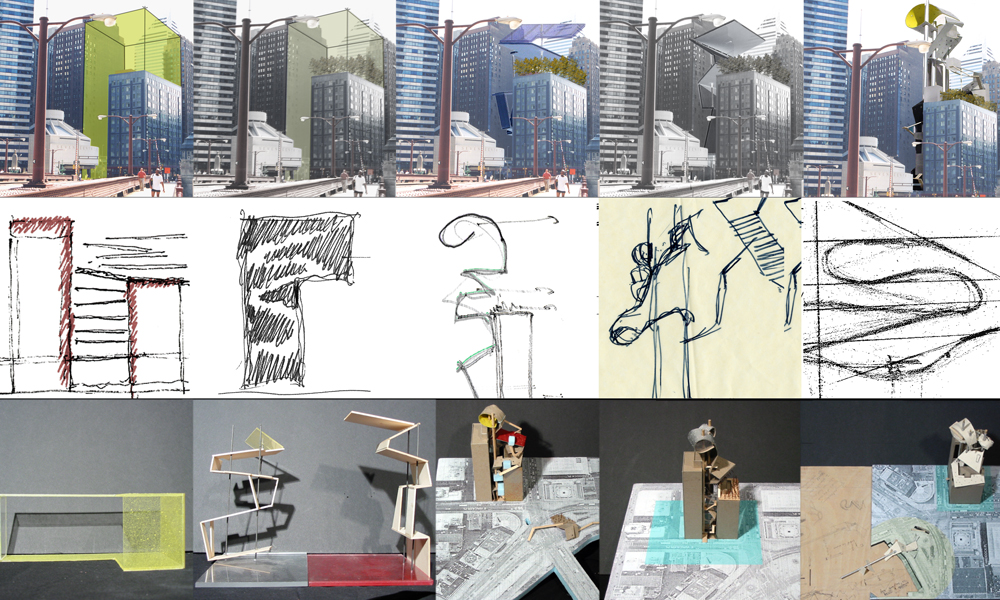 VLADIMIR RADUTNY ARCHITECTS  Chicago Architecture  Design view  TOSI  Temple of Shared
