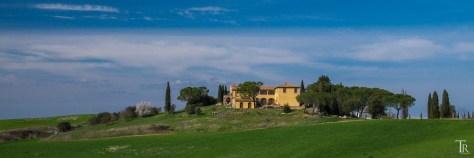 Toskanisches Anwesen