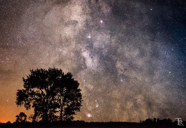 Milchstraße im Westhavelland
