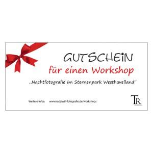 Gutscheinkarte – Workshop