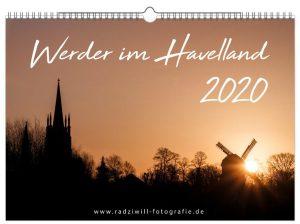 Kalender 2020: Werder im Havelland