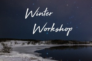 Winter-Workshop im Sternenpark Westhavelland (25.01.2020)