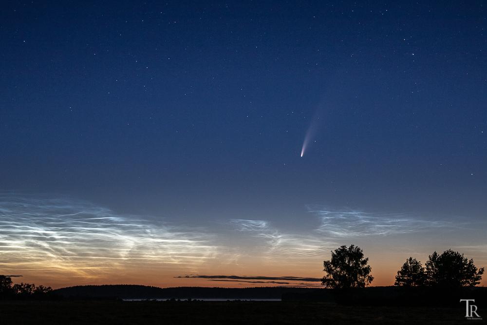 Auf Kometenjagd – Teil 1: Im Sternenpark Westhavelland