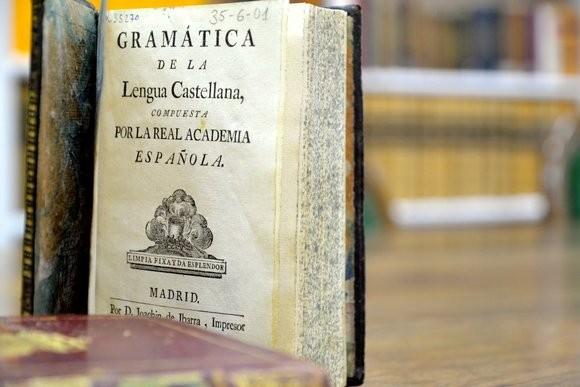 Primera gramtica  Real Academia Espaola