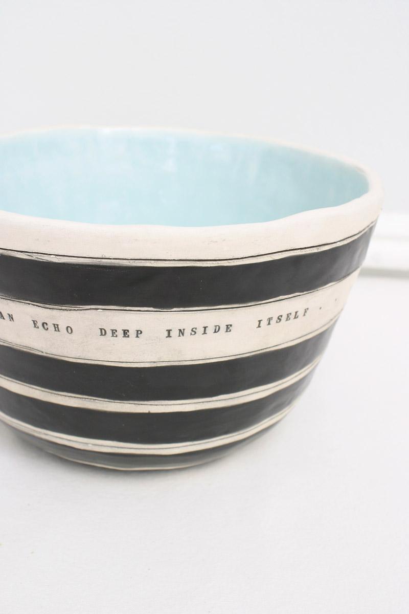 Bowls  Rae Dunn  clay  Fine Handmade Pottery