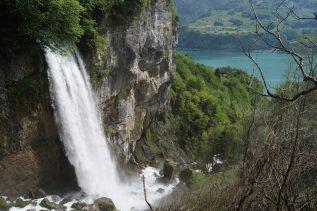 Seerenbach-Wasserfall bei Betlis am Walensee