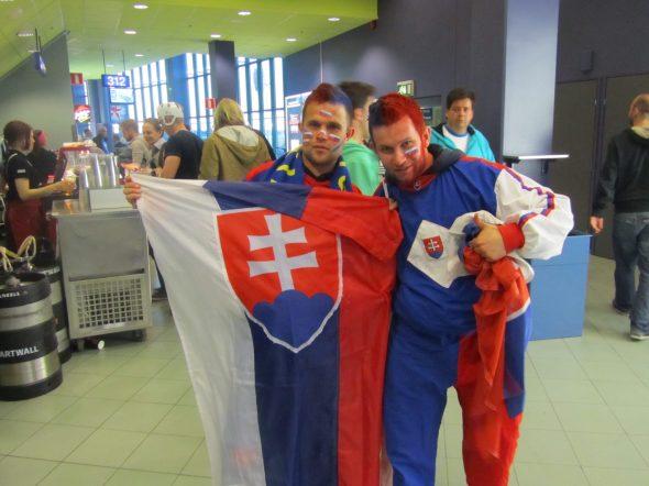 Slovakia Supporters
