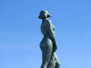 Havis Amanda Brunnen, Helsinki, FI