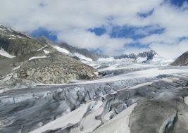 Rhone Gletscher 2012