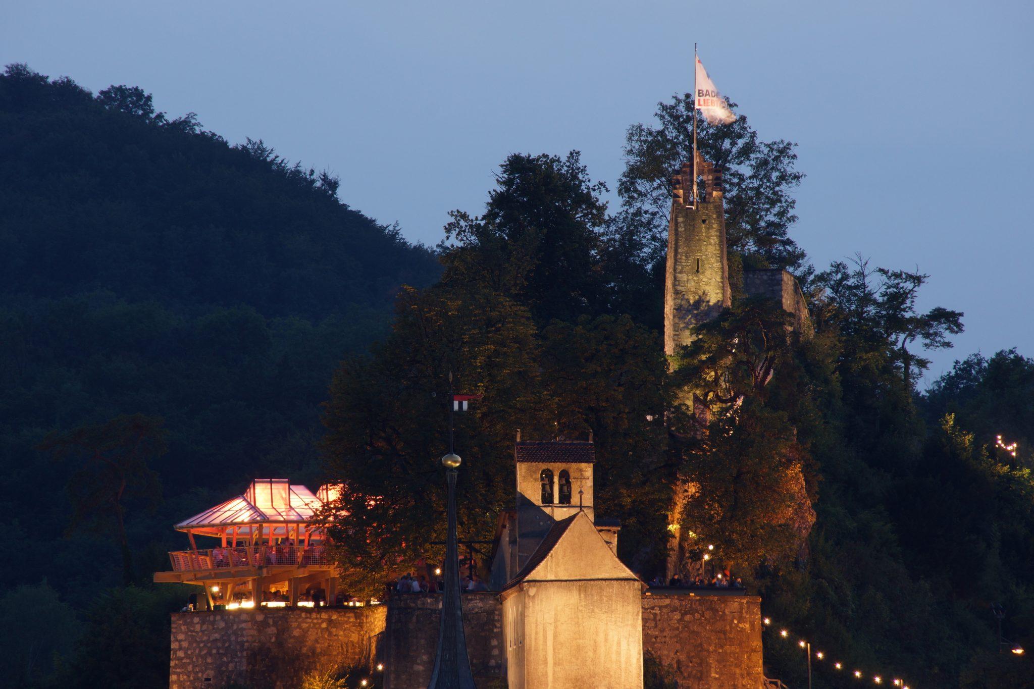 Schloss Stei am Stadtfest