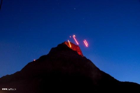 Feuerwerk Glarus