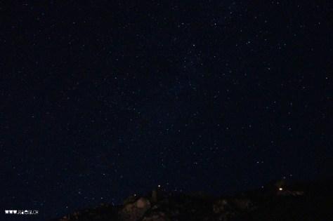 Sternennacht Glarus