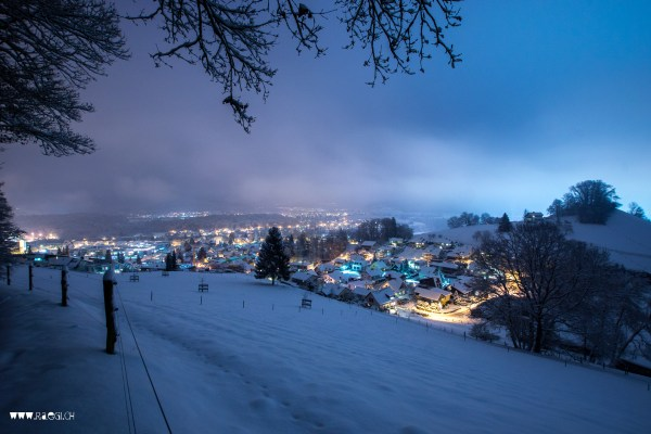 Killwangen by Night