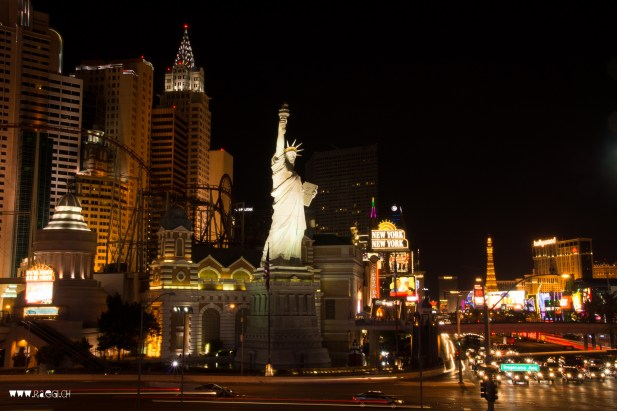New York, New York - Las Vegas