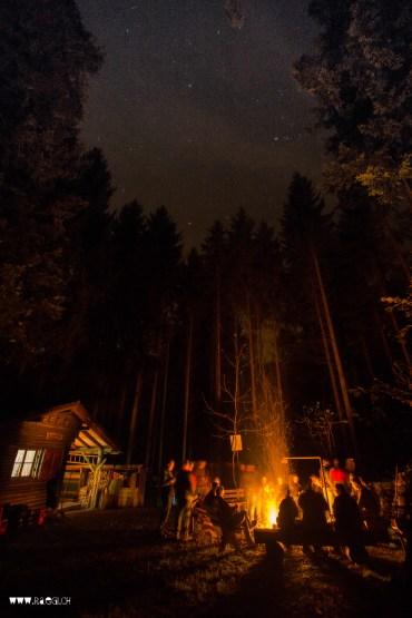 Waldfäscht mit em Turnverein