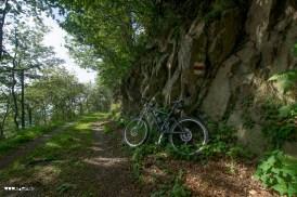 Biketour oberhalb Brissago