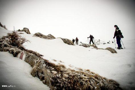 Skitour Schilt