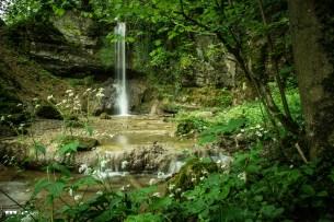 Linnerbach Wasserfall