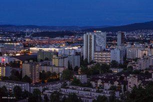Spreitenbach Nacht