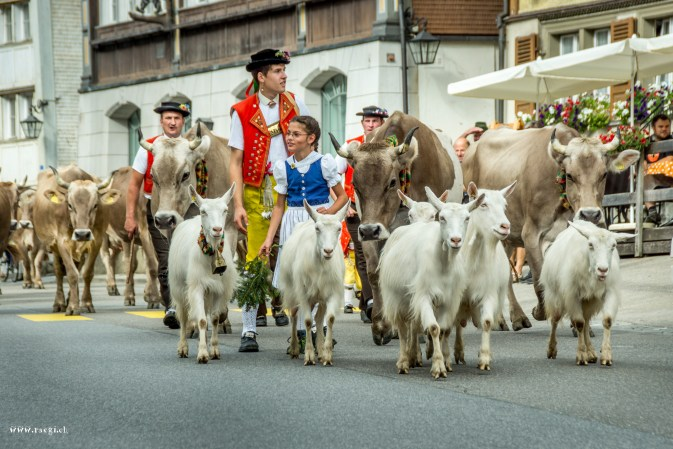 Tradition im Appenzellerland