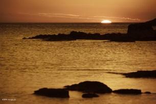 Sonnenuntergang in Sardinien