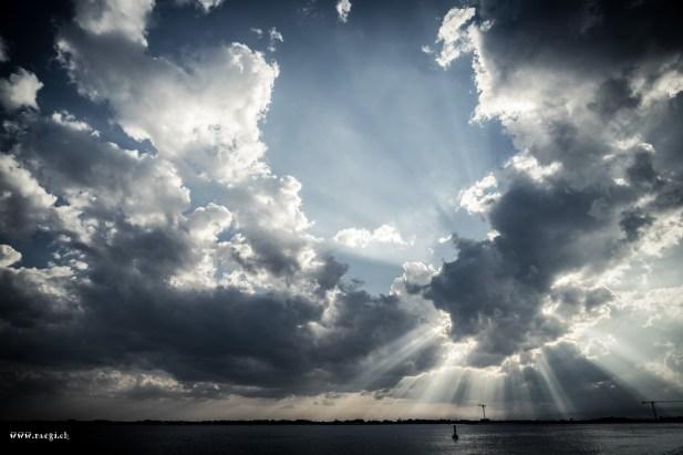 Hafeneinfahrt Venedig