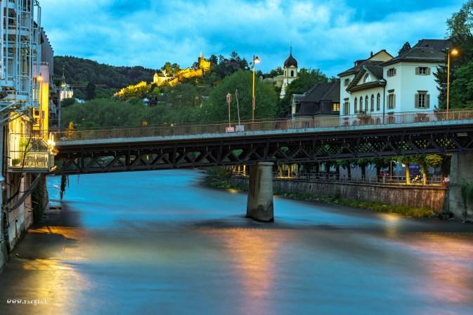 Schiefe Brücke