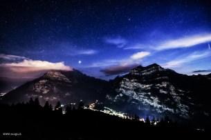 Glarnerland by Night