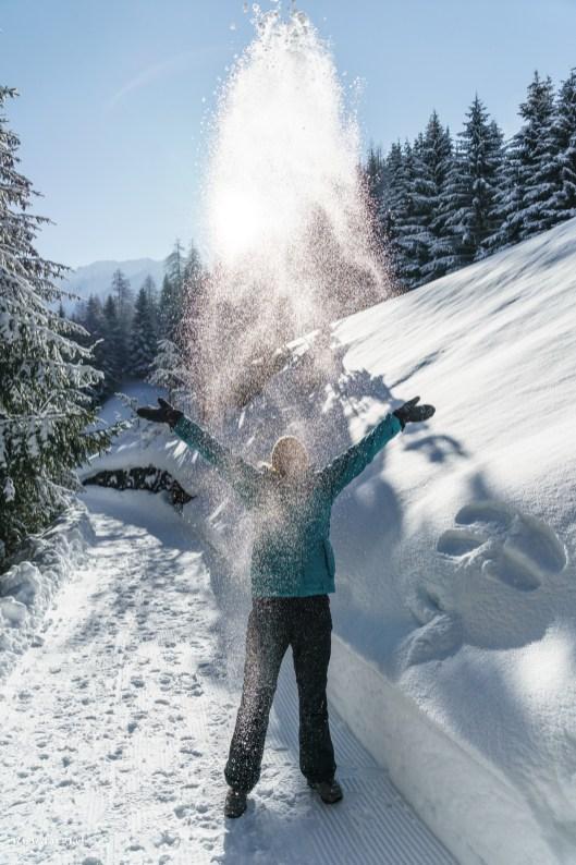 es schneielet - es beielet..