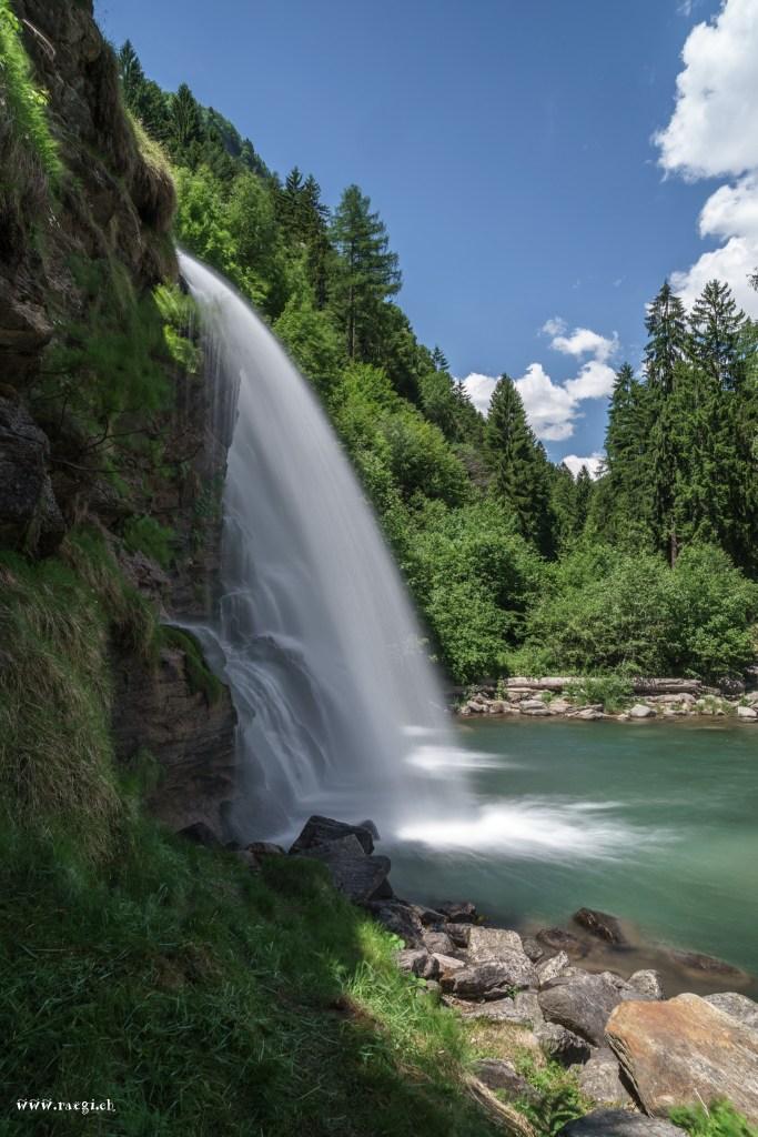 Cascada Piomogna Ticino