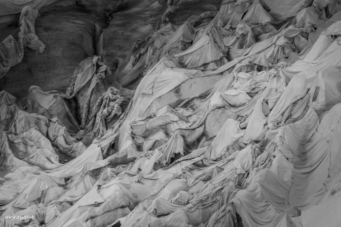 Gletscher Abdeck Tücher